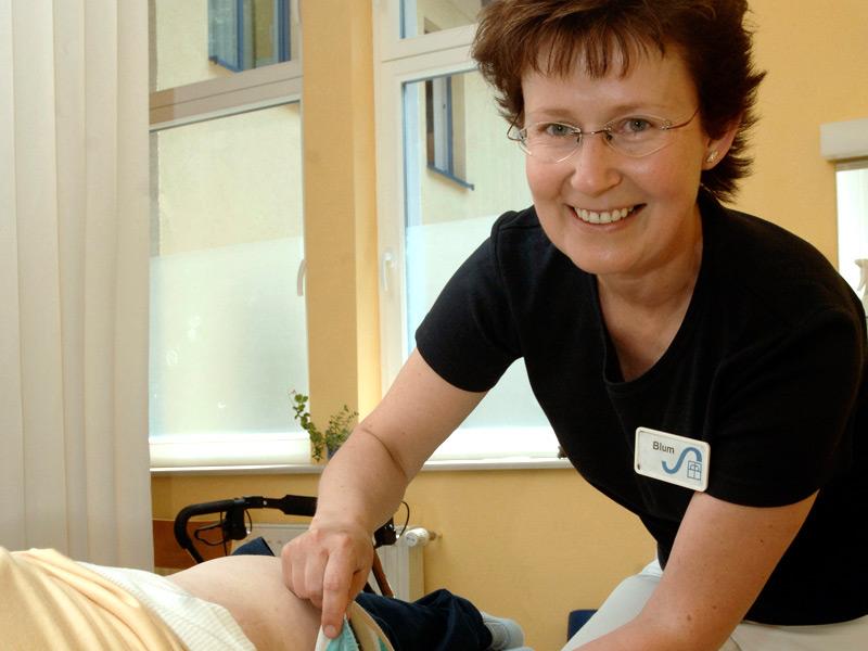 Ambulante Physiotherapie